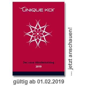 Neuer Katalog 2019
